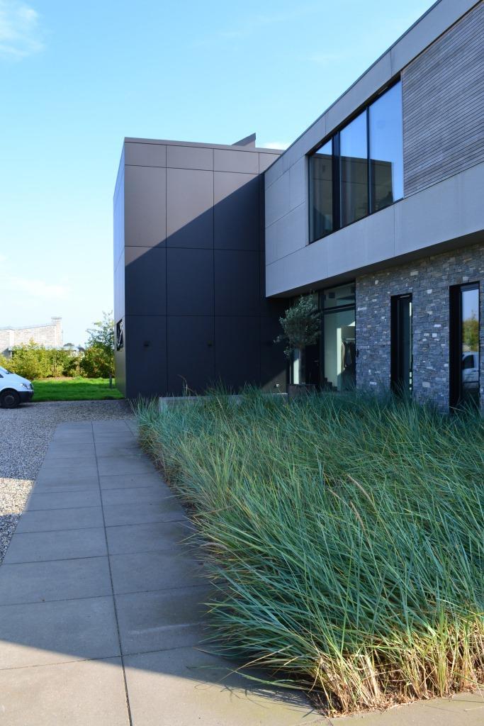Marehalm og moderne arkitektur