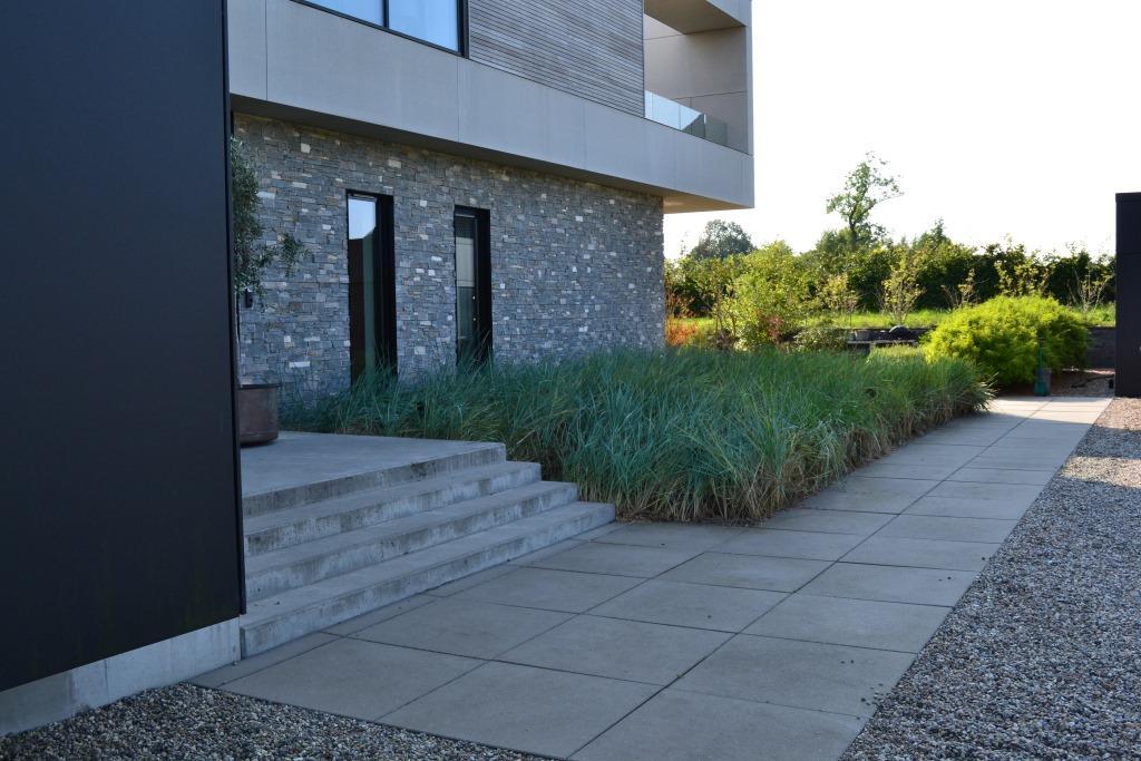 store betonfliser, 90 x 90cm
