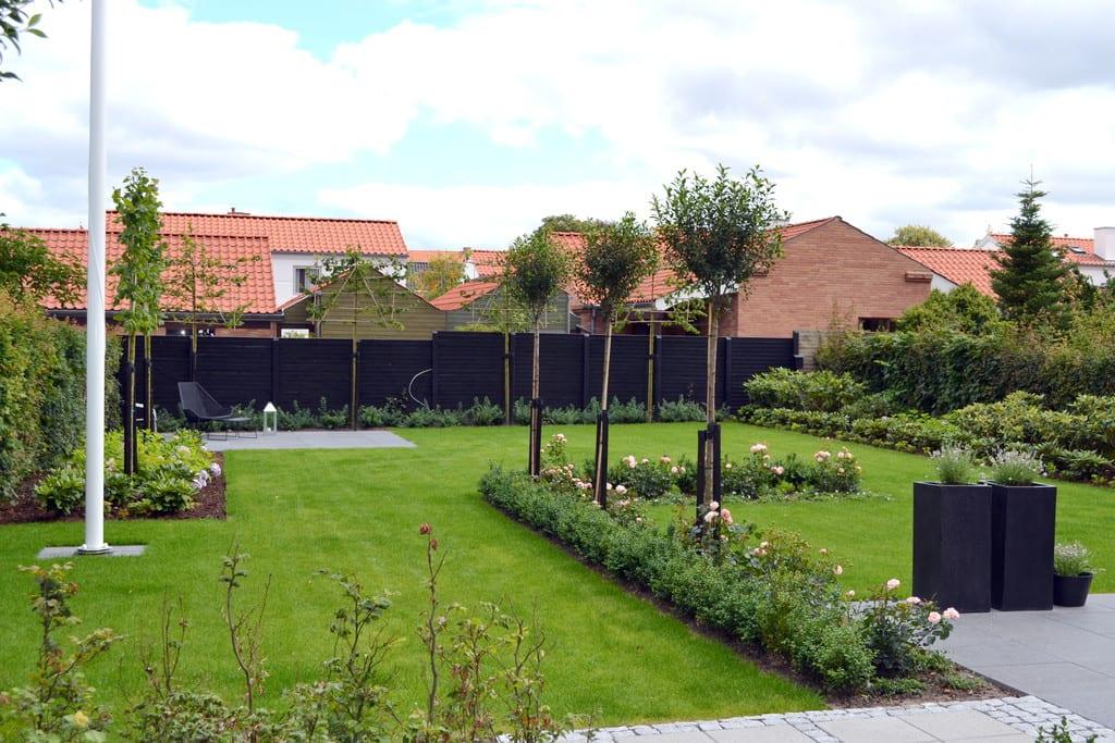 Ny haveanlæg færdig i Herning