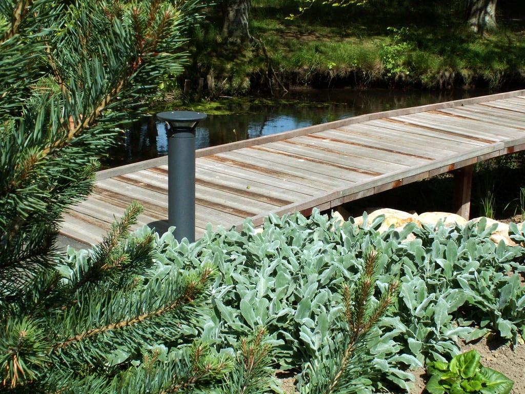 Bro over Å i Azobetræ
