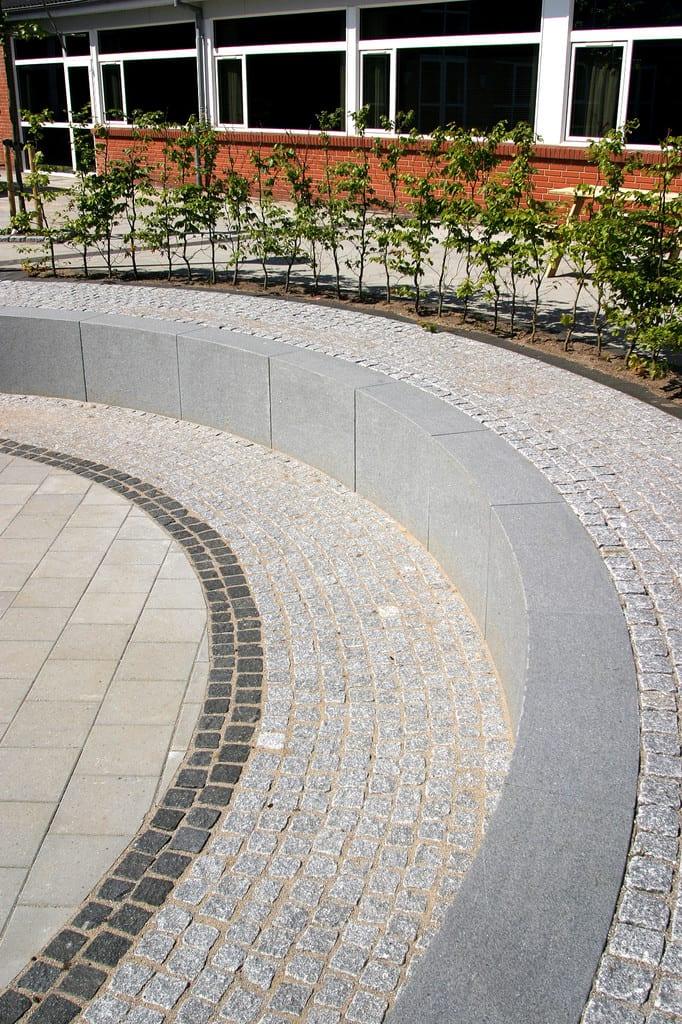 Granit mur