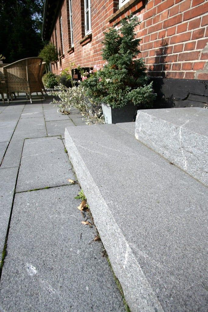 Granit trin og fliser